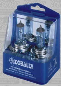 H7 Cobalt II Blue Car Bulbs