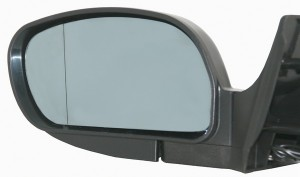 Асферическое зеркало заднего вида