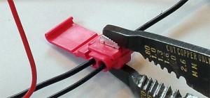 Разъём для быстрого-подключения проводов прицепа