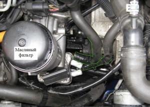 Шланги масляного радиатора VW Jetta TDI