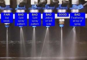 2. Грязные форсунки подают недостаточное количество топлива в цилиндры двигателя.