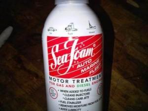 4. Sea Foam® Motor Treatment используют для полной промывки и очистки топливной системы.
