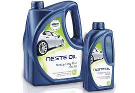 Для нестабильной зимы - Neste Oil
