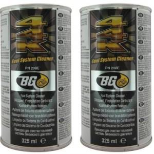 5. BG с высоким содержанием полиэфирамина безопасно для всех типов двигателей и топливных систем.