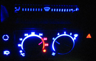 Тюнинг авто для контакта