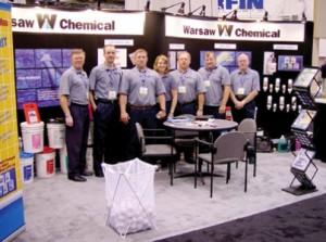 Коллектив Warsaw Chemical Co. Inc.