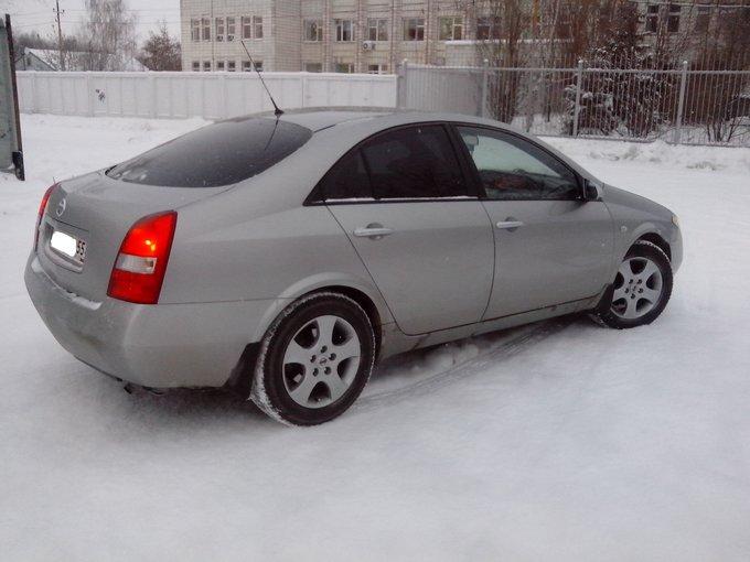 тюнинг_NissanPrimera_колеса