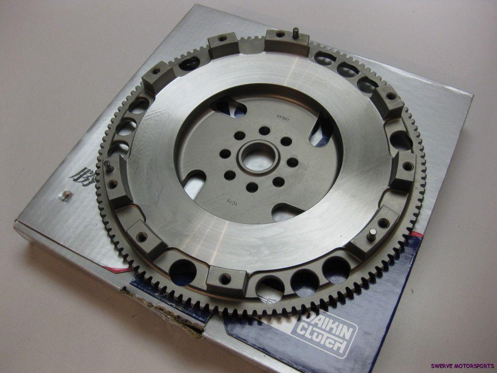 тюнинг Ford Focus 2_двигатель маховик