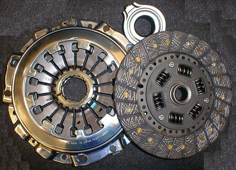 тюнинг Ford Focus 2_двигатель сцепление