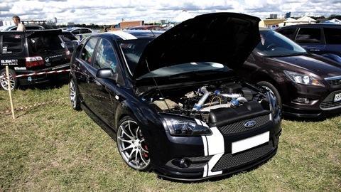 тюнинг Ford Focus 2_двигатель 2