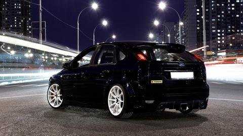 тюнинг Ford Focus 2_колеса 2