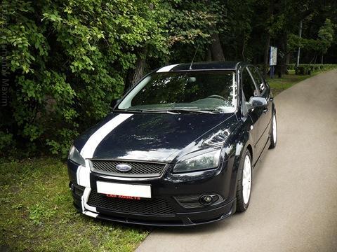 тюнинг Ford Focus 2_кузов 1