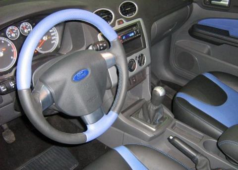 тюнинг Ford Focus 2_салон 1