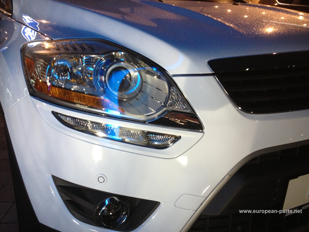 тюнинг Ford Focus 3_кузов фары 1
