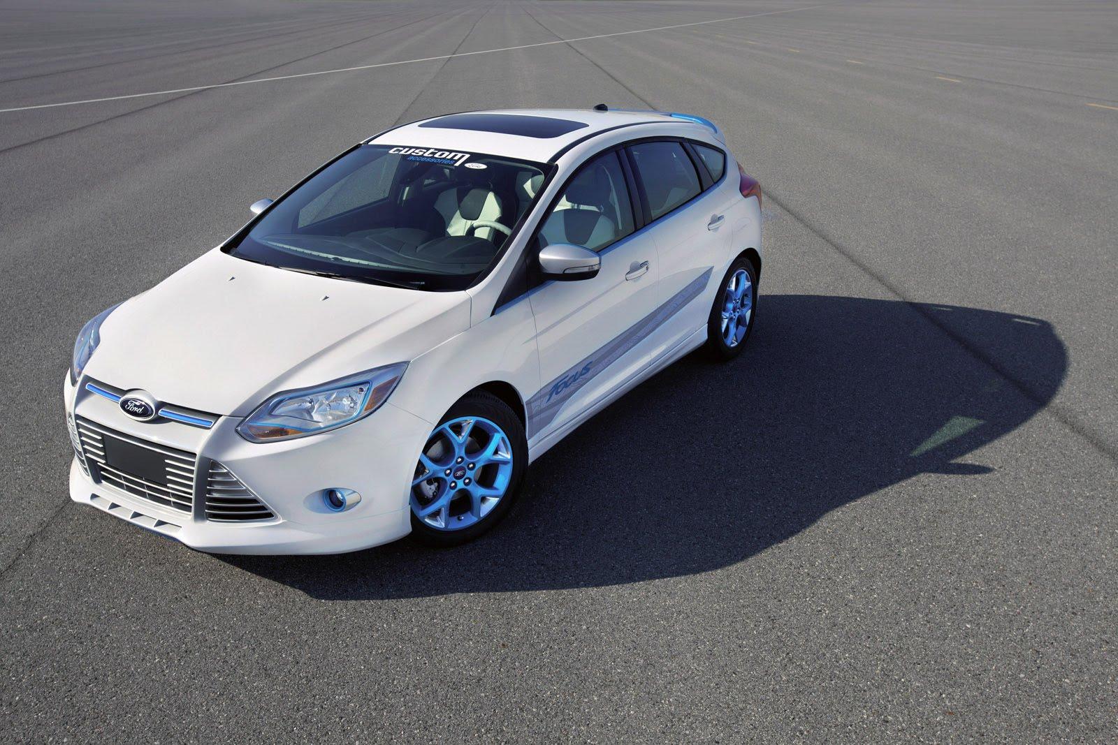 тюнинг Ford Focus 3_кузов 4