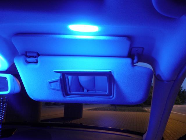 тюнинг Ford Focus 3_салон подсветка 3