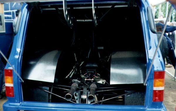 тюнинг Ford Transit_двигатель 2