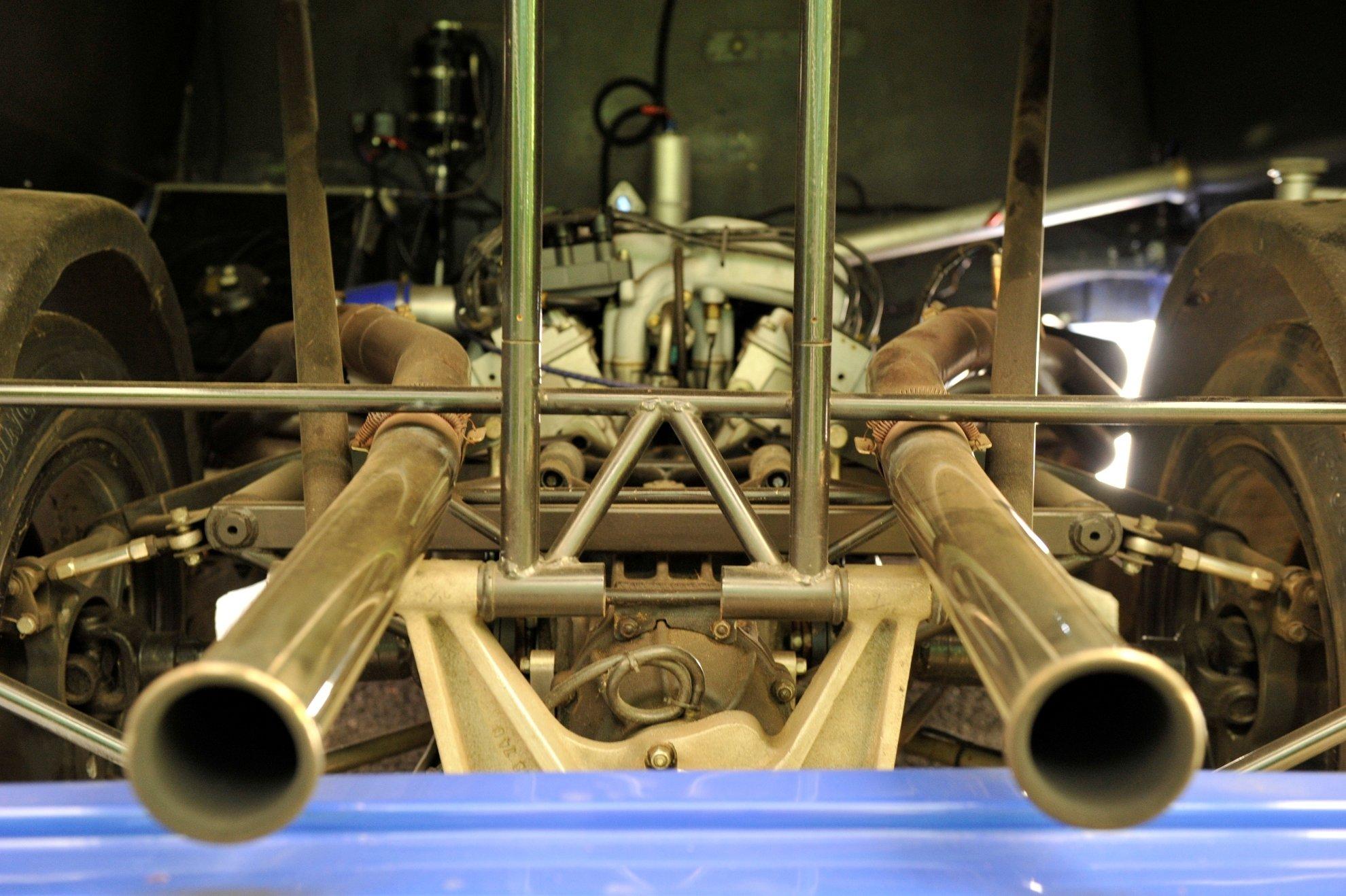 тюнинг Ford Transit_двигатель 3