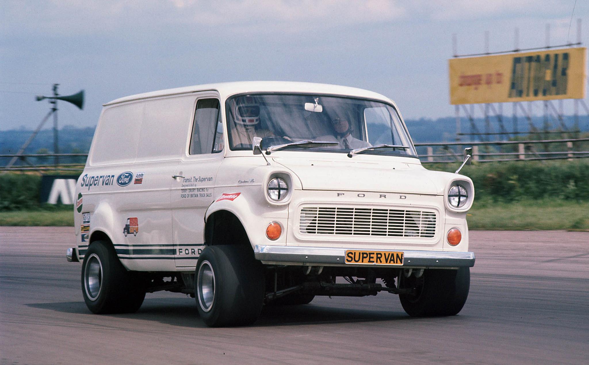 тюнинг Ford Transit_кузов 2