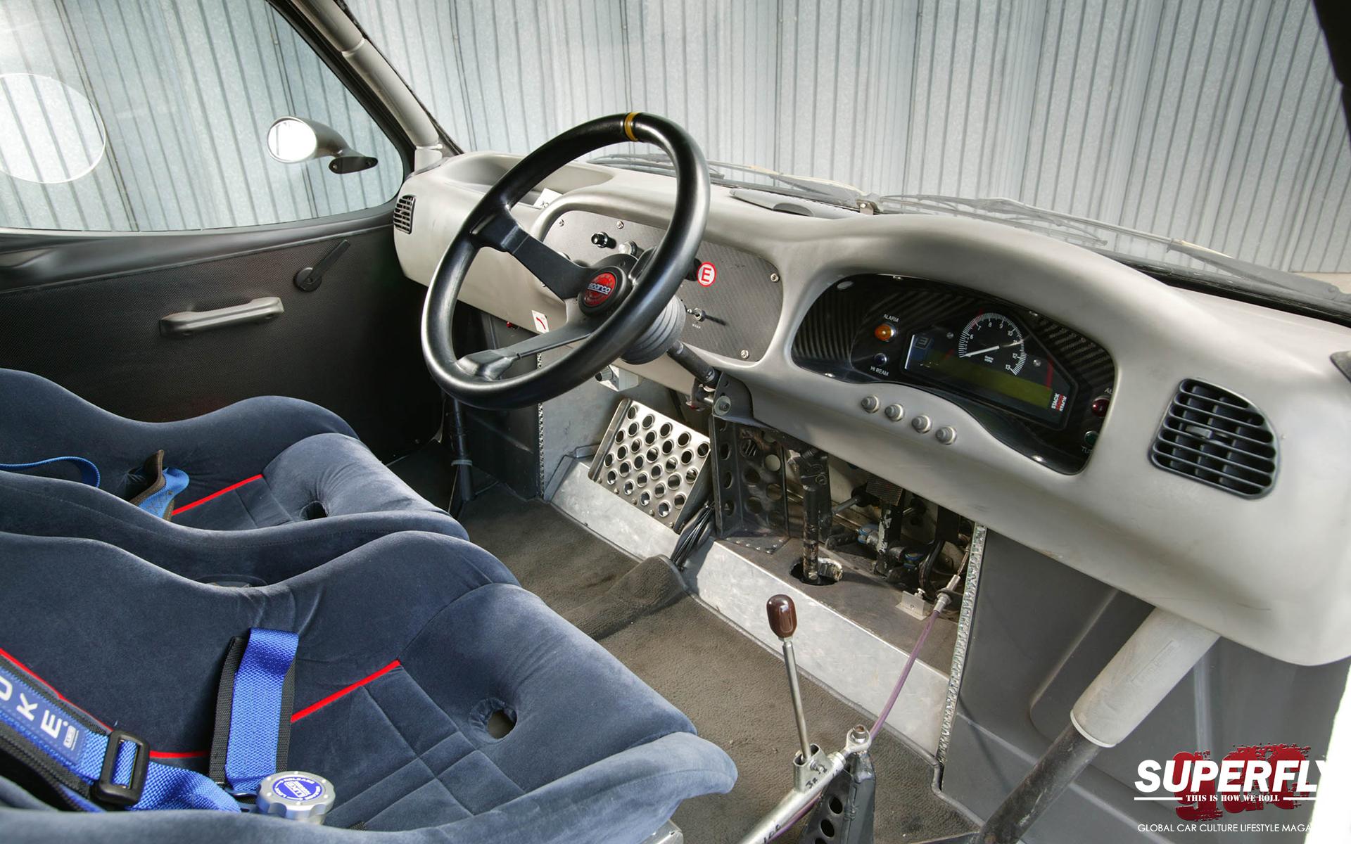тюнинг Ford Transit_салон 3