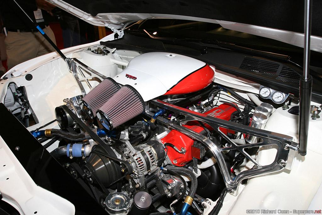 тюнинг Toyota Camry двигатель