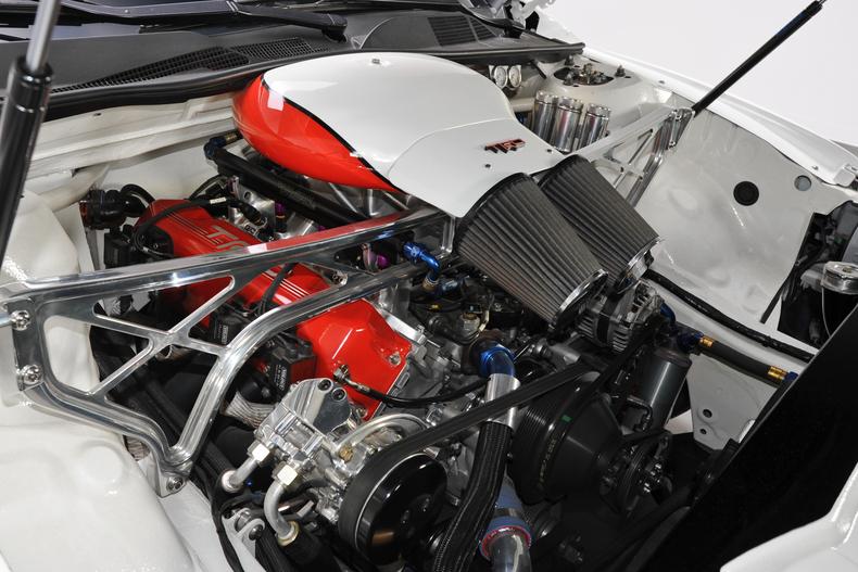 тюнинг Toyota Camry двигатель 5