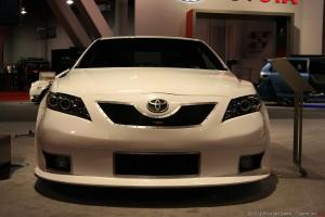 тюнинг Toyota Camry кузов 1