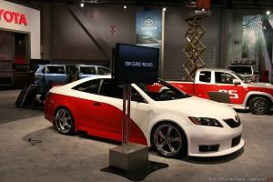тюнинг Toyota Camry кузов 2