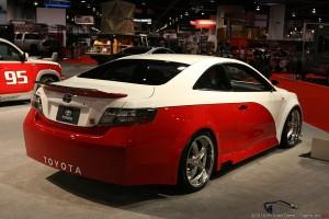 тюнинг Toyota Camry кузов 3