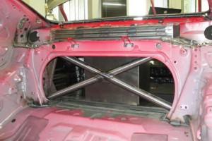 тюнинг Toyota Camry салон 14 создание
