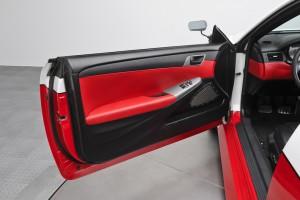 тюнинг Toyota Camry салон 4