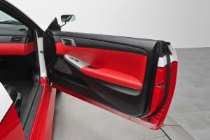 тюнинг Toyota Camry салон 6