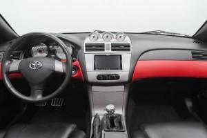 тюнинг Toyota Camry салон 8