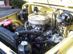 тюнинг Toyota Land Cruzer двигатель 1