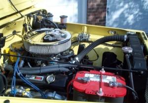 тюнинг Toyota Land Cruzer двигатель 2