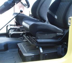 тюнинг Toyota Land Cruzer рамки сидений