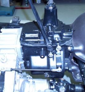 тюнинг Toyota Land Cruzer шасси 7