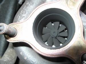 Тюнинг Nissan Almera двигатель 12 турбина