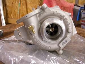 Тюнинг Nissan Almera двигатель 13 турбина