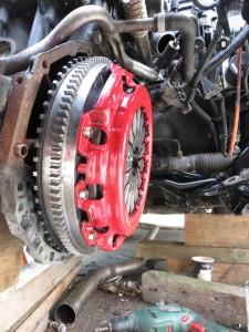 Тюнинг Nissan Almera двигатель 15 сцепление