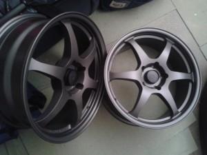 Тюнинг Nissan Almera шасси 9 диски