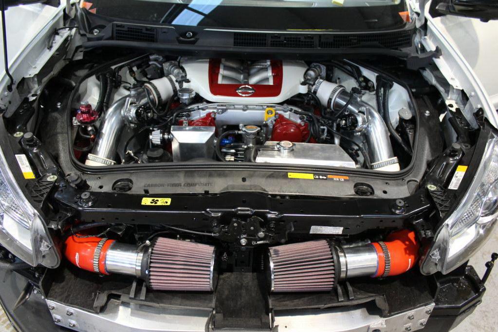 Тюнинг Nissan Qashqai R двигатель 4