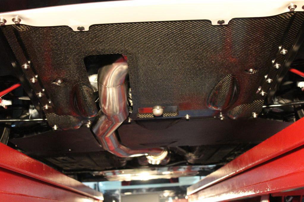 Тюнинг Nissan Qashqai R двигатель 5 выхлопная