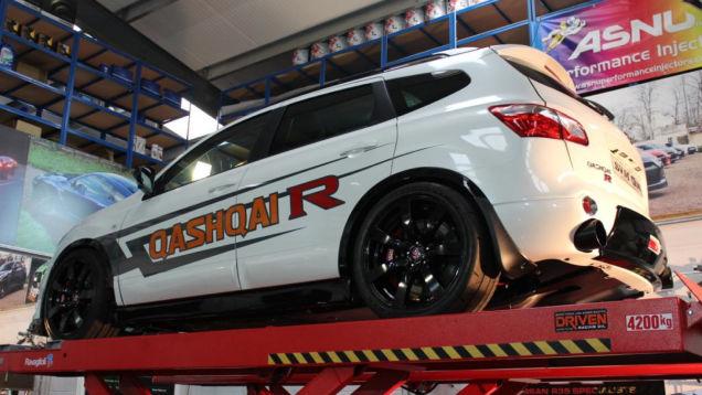 Тюнинг Nissan Qashqai R кузов 1