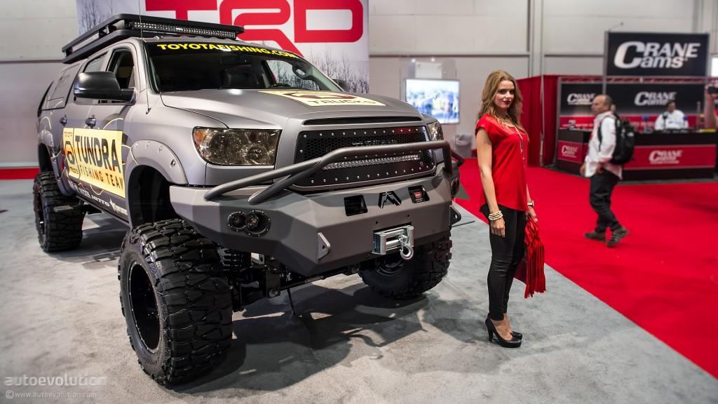 Тюнинг Toyota Tundra кузов 1