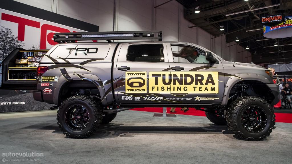 Тюнинг Toyota Tundra кузов 2