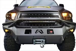 Тюнинг Toyota Tundra кузов 3