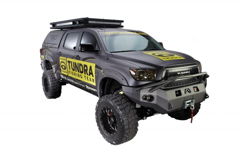 Тюнинг Toyota Tundra кузов 5