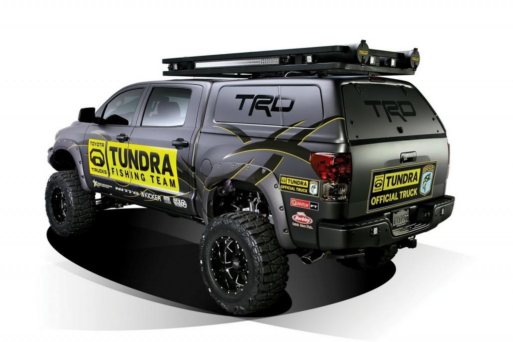 Тюнинг Toyota Tundra кузов 7