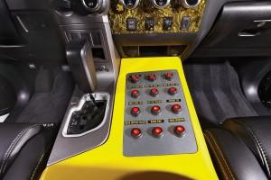 Тюнинг Toyota Tundra салон 3